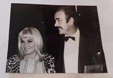 Photo SEAN CONNERY/DIANE CILENTO/couple/originale/presse/argentique/KEYSTONE