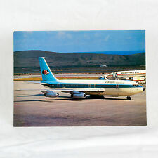 Conair - Boeing 720 - Avión Tarjeta Postal - De Calidad Superior