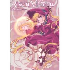 """Rozen Maiden """"Kunstwerk"""" TV ANIMATION illustration art book"""