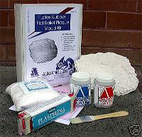 Plaster Plaque latex mould making kit (rubber Moulds)