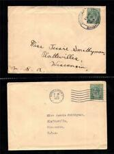 Nice Cover - Malaya, Singapore - Two Covers 1929
