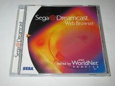 SEGA Dreamcast Web Browser (Sega Dreamcast, 1999)