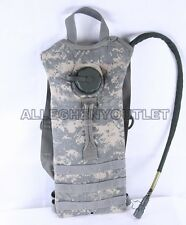 US Military SDS MOLLE 3L 100oz ACU HYDRATION PACK SYSTEM CARRIER NEW BLADDER