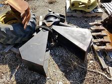 "15.5"" wide Prentice Hydraulic Clamshell Bucket with hydraulic rotation"