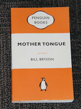 Penguin Book by Bill Bryson - Mother Tongue