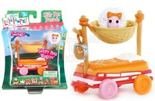 SFK Mini Lalaloopsy Silly Pet Parade - Sleepy Pet Wagon