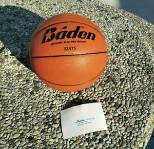 Baden BK475  Women's Leather Basketball