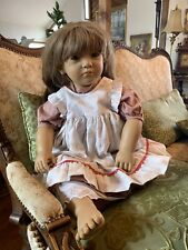 "annette himstedt barefoot dolls ""Neblina� The Face Of Friendship"