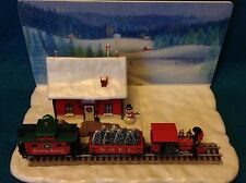 2003 Hallmark Keepsake Exclusive Lionel Train Holiday Special VGC!!!  MUST SEE!!
