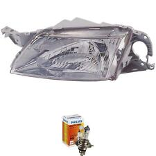 Headlight Right Mazda Premacy Year 1999-09/2001 H4 Incl. Philips Lamps Oly