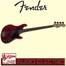 Fender Dimension Deluxe IV E-Bass Made in USA incl. Case