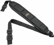 Butler Creek Neoprene Black Hunting Rifle Sling Comfortable Non Slip Grippers