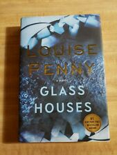 Glass Houses by Louise Penny Dust Jacket