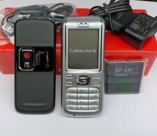 NOKIA 6234 HANDY MOBILE PHONE TRIBAND BLUETOOTH UMTS KAMERA MP3 NEU NEW WIE 6233