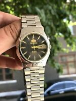 vintage ORIENT watch ORIGINAL Automatic Watch AAA faceted glass