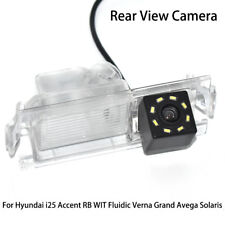 Car Rear View Reverse Back Up Camera for Hyundai i25 Accent Fluidic Verna RB WIT