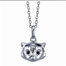 Marvel Comic GUARDIANS OF THE GALAXY ROCKET RACCOON NECKLACE Sterling Silver