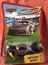 Disney Pixar Cars ~ IMPOUND BOOST ~ RaceORama Series #75 1:55 Diecast Mattel