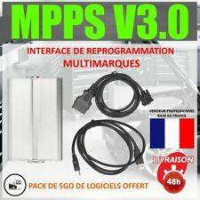 MPPS V3.0 PROFESSIONNEL + PACK LOGICIEL 2016 MULTIDIAG AUTEL DIAGBOX RENOLINK