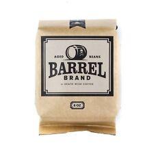 8oz Death Wish Whole Bean Coffee Barrel Brand Rum New Free Shipping