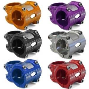 "Hope AM/Freeride 35.0mm Stem - 35mm or 50mm Lengths - 1 1/8"" Mountain Bike MTB"