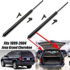 2PCS Auto Rear Window Gas Lift Support Struts For Jeep Grand Cherokee 1999-2004