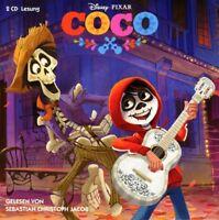 COCO - LEBENDIGER ALS DAS LEBEN!-HÖRBUCH ZUM KINOILM  2 CD NEW