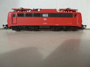 E-Lok BR 140 der DB AG von Roco (Spur: H0; Maßstab: 1:87)
