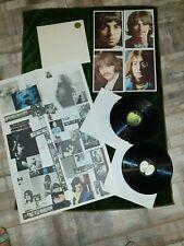 LP The Beatles - White Album - DEUTSCHER SCHALLPLATTEN PREIS