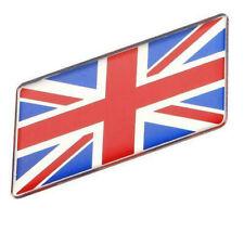 England Aufkleber Sticker Flagge Auto Metall swe selbstklebend KFZ 3D Tuning