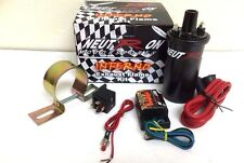 Single Universal Automotive Exhaust Flame Thrower Kit