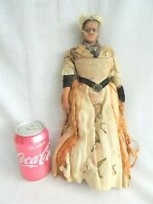 Antique Doll with Wax Head - Victorian? 19th century old vintage
