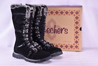Women's Skechers Grand Jams- Unlimited Snow Boots Black