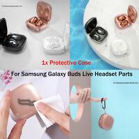 Housse de rangement pour écouteurs en TPU pour casque Samsung Galaxy Buds Live