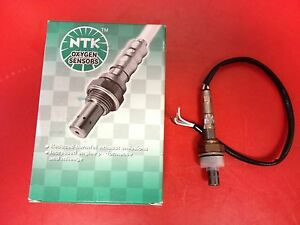 NGK NTK Downstream Front O2 Oxygen Sensor for 2008-2012 Honda Accord 3.5L V6 jv