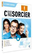 """DVD """"C'est pas sorcier : LE CORPS HUMAIN"""""""
