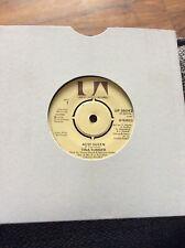 Tina Turner - Acid Queen 7 Inch Single UP36043 1975