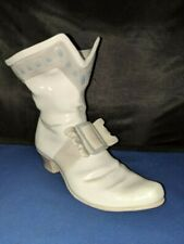 """LLADRO NAO SPAIN PORCELAIN MUSKETEER BUCKLE BOOT SHOE FIGURINE approx 7.25""""H"""