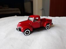 1/43 MATCHBOX MODELS COLLECTIBLES 1940 FORD PICKUP TRUCK YTC03-M