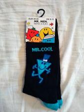 Mr Men - Mr Cool Mens Socks Size 6-11 BNWT