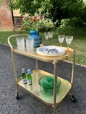 1970's Cocktail Drinks Trolley Bar