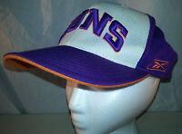Phoenix Suns NBA Fitted Reebok Hat Size 7 3/8 EUC