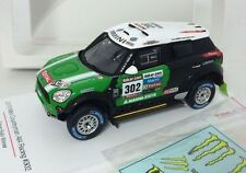 2013 Mini Countryman All4 Racing # 302  Dakar Rally Winner by TSM TSM144345