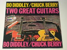 BO DIDDLEY / CHUCK BERRY - TWO GREAT GUITARS, 515023 CHESS FRENCH REISSUE