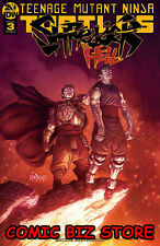 TMNT SHREDDER IN HELL #3 (2019) 1ST PRINTING COVER A SANTOLOUCO IDW COMICS