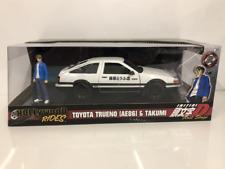 Toyota Trueno AE86 Initial D Takumi with Figure 1:24 Scale Jada 99733