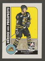 (56663) 2008-09 ITG HEROES and PROSPECTS STEVEN STAMKOS #59