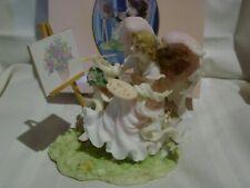 "1999 Roman Seraphim Classics Angel Andrea ""Creation Praise"" #81823"