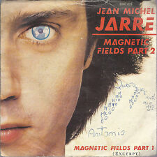 MAGNETIC FIELDS PART 2 - MAGNETIC FIELDS PART 1 ( EXCERPT ) # JEAN MICHEL JARRE