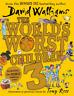 The Worlds Worst Children 3 por David Walliams (Nuevo Tapa Dura)